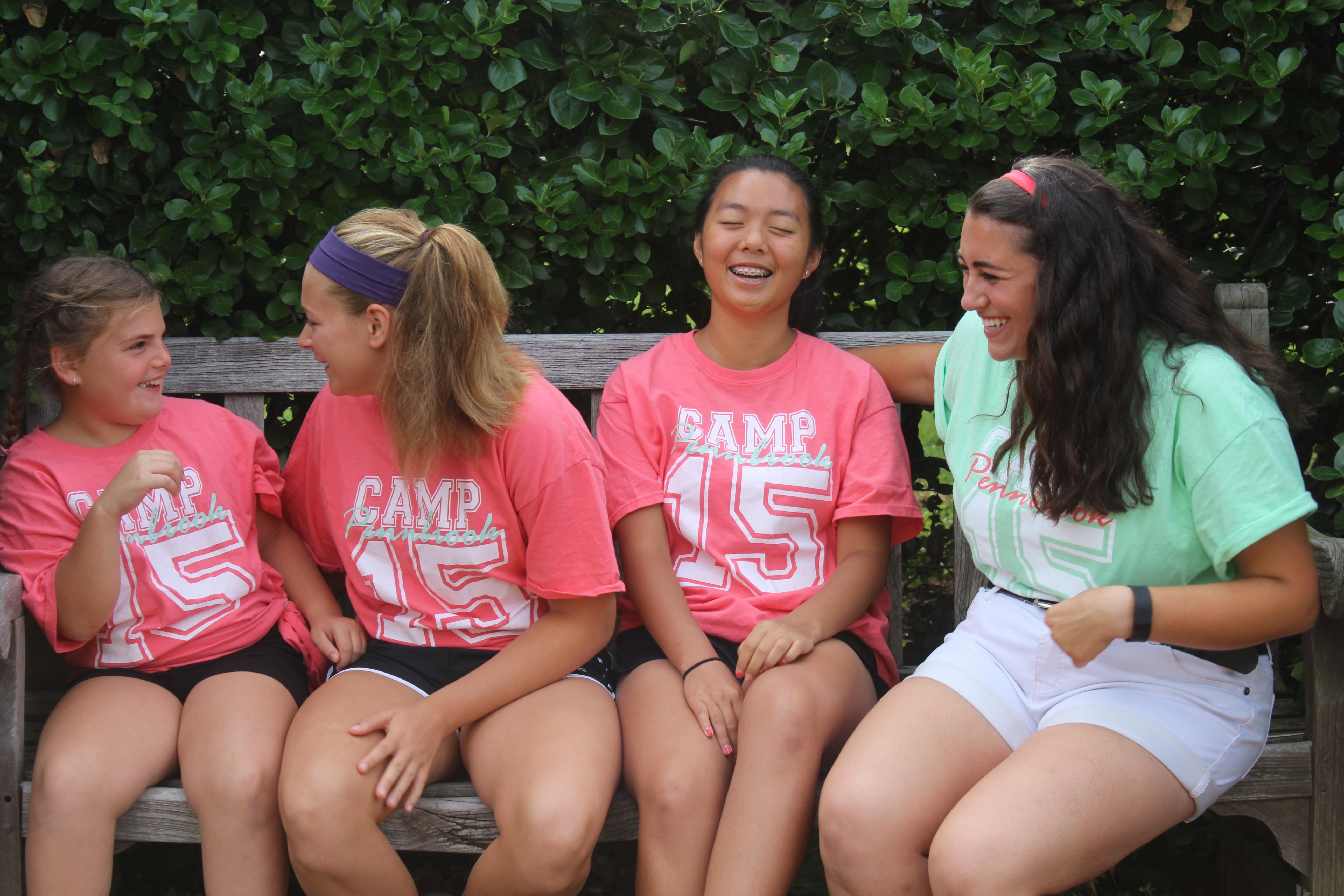 Variant losing virginity summer camp